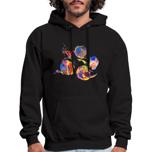 Galaxy - Men's Hoodie