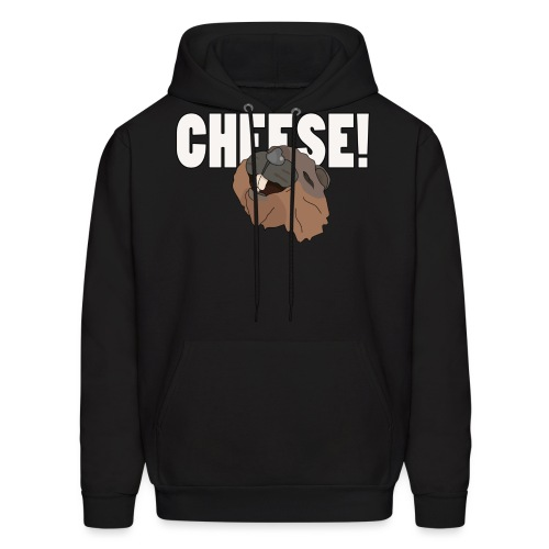 beavercheese - Men's Hoodie