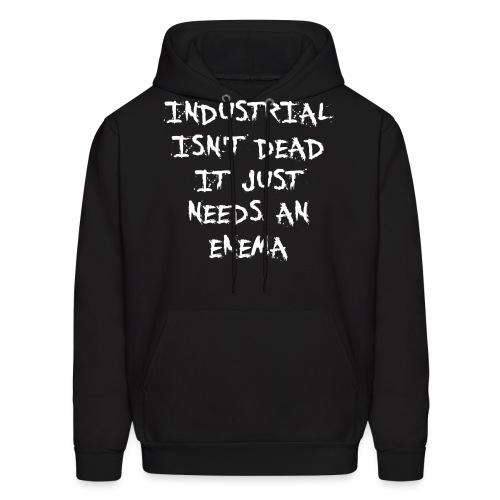Indeadstrial - Men's Hoodie