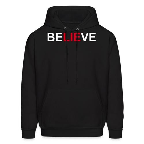 Believe - Men's Hoodie