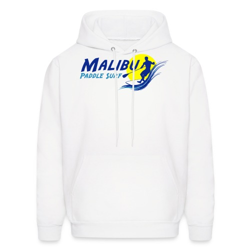 Malibu Paddle Surf T-shirts Hats Hoodies - Men's Hoodie