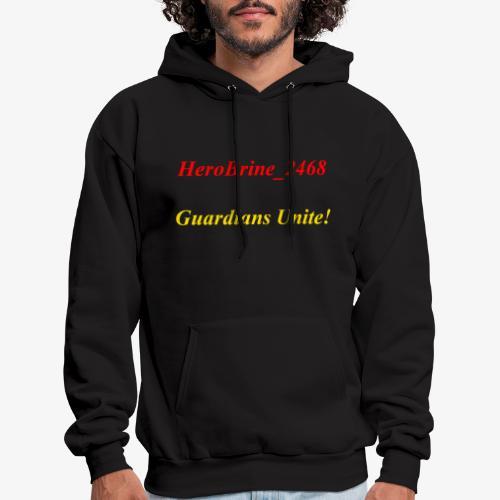 GUARDIANS UNITE - Men's Hoodie