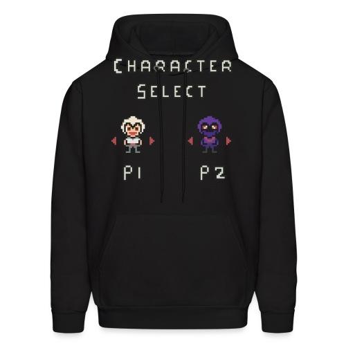 Character Select - Men's Hoodie