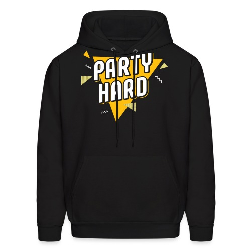 Party Hard 2021 - Men's Hoodie