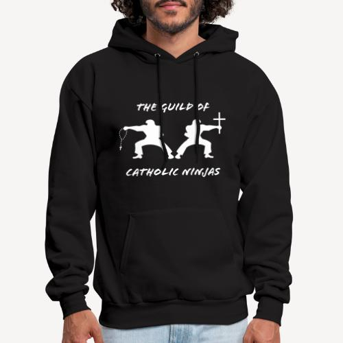 THE GUILD OF CATHOLIC NINJAS - Men's Hoodie