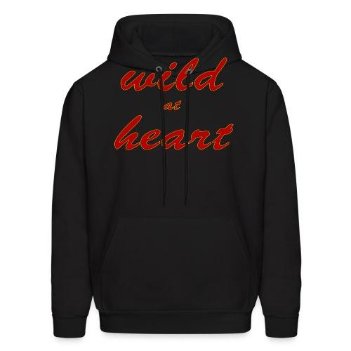 wild at heart - Men's Hoodie