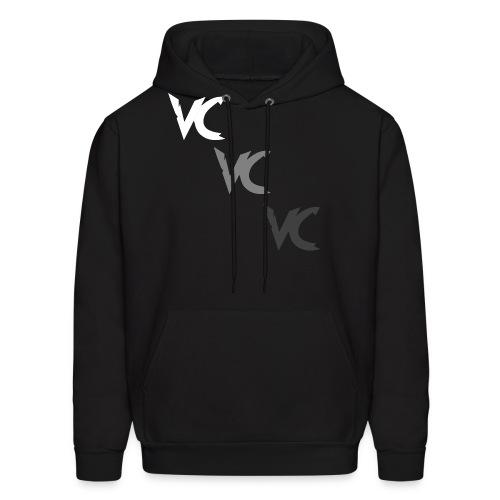 V3L0C1TY Logo Mugs & Drinkware - Men's Hoodie