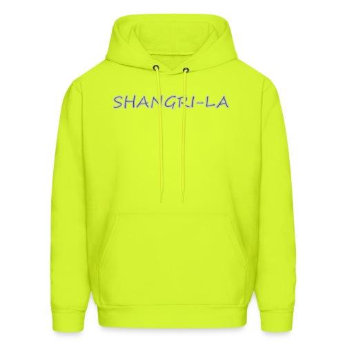 Shangri La silver - Men's Hoodie