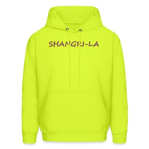 Shangri La gold blue - Men's Hoodie