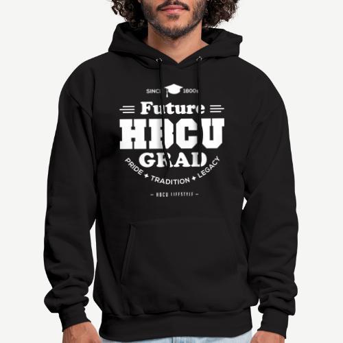 Future HBCU Grad Youth - Men's Hoodie