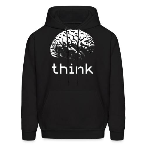 Think - Men's Hoodie