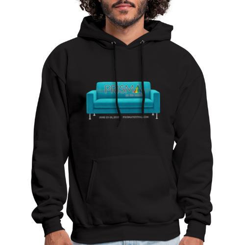 Teal Couch - Men's Hoodie