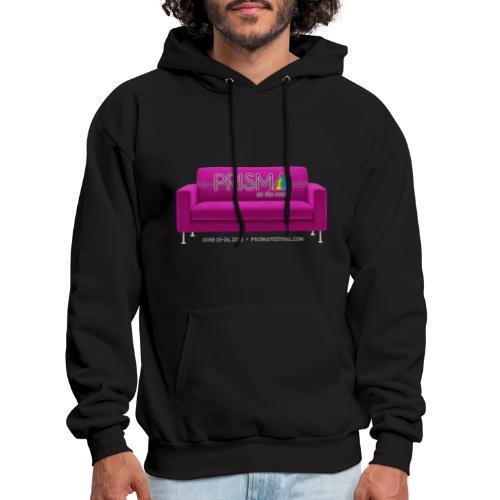 Pink Couch - Men's Hoodie