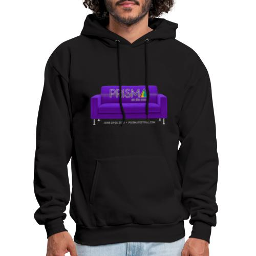 Purple Couch - Men's Hoodie