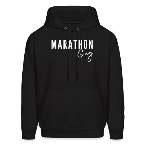 Marathon Guy - Men's Hoodie