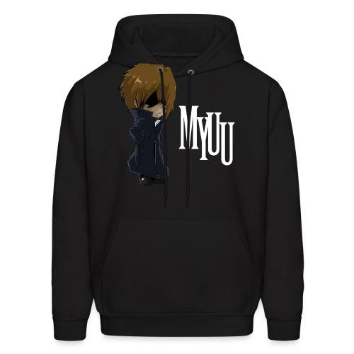 Chibi Myuu - Men's Hoodie