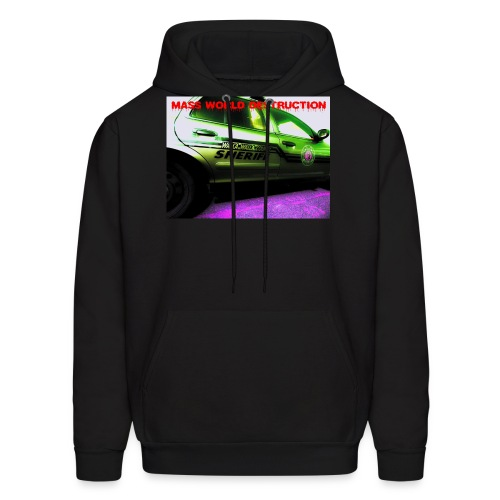 Walla Walla Police Department - Men's Hoodie