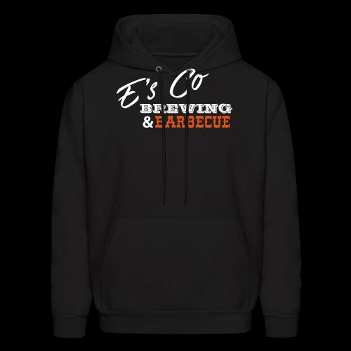 Es Co Brewing BBQ White - Men's Hoodie