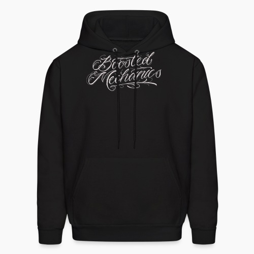 Boosted Right - Men's Hoodie