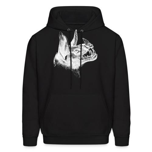 Bat Head - Men's Hoodie
