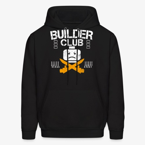 Builder Club - Men's Hoodie