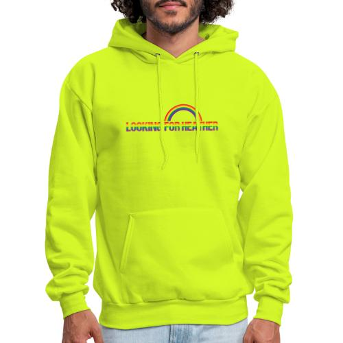 Looking For Heather Pride - Men's Hoodie