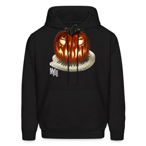 Piano Pumpkin - Men's Hoodie