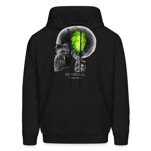 HOPSKULL Men's 3XL/4XL Hooded Sweatshirt - Men's Hoodie