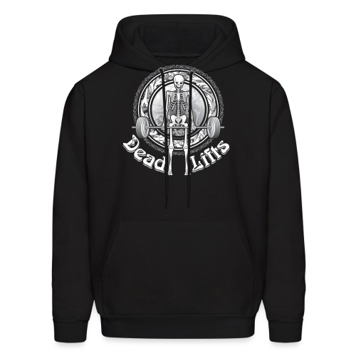 Exercise DeadLifts Strong - Men's Hoodie