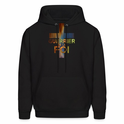 WARRIOR OF FAITH - Men's Hoodie