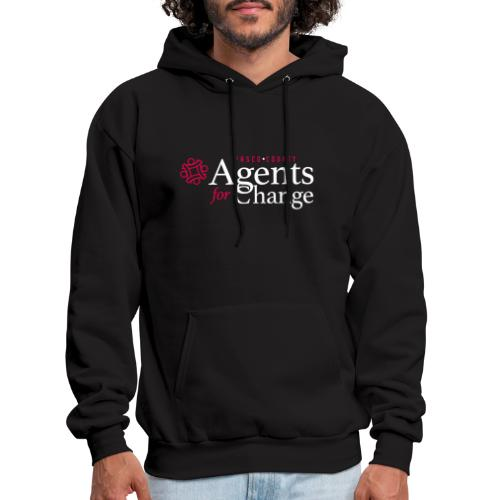 pascoagentsforchange logo - Men's Hoodie