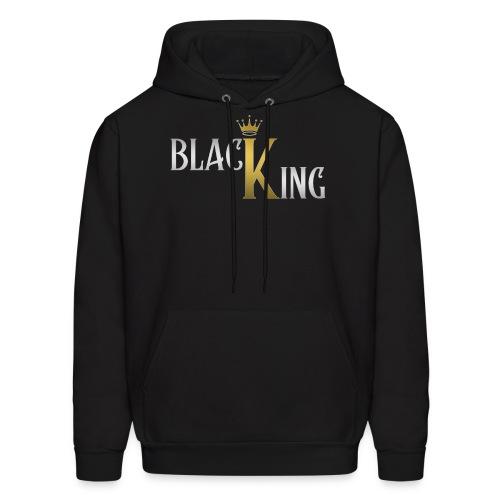 Black King - Men's Hoodie