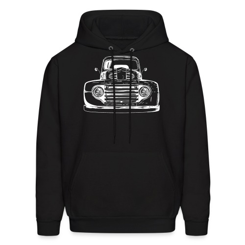 1949 Ford F1 Classic Truck Men's T-Shirt - Men's Hoodie