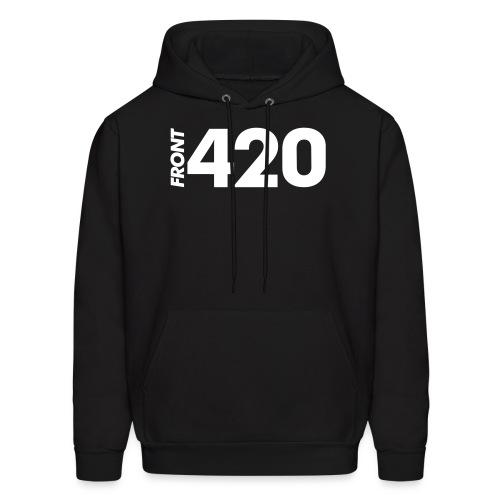 Front 420 - Men's Hoodie