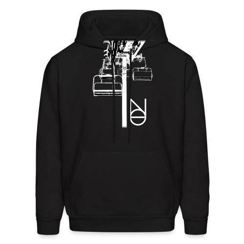 Chairlift Design - Men's Hoodie
