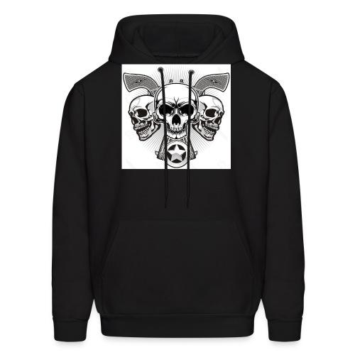 Skulls - Men's Hoodie