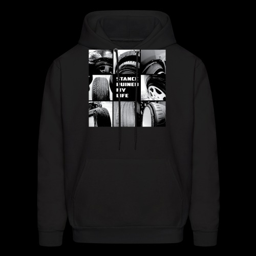 Stance Ruined My Life - Men's Hoodie