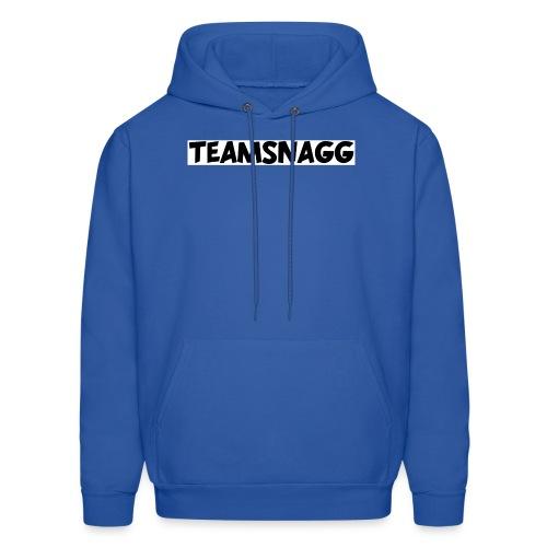 TeamSnagg Logo - Men's Hoodie