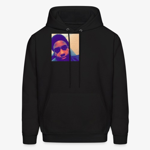 face picture - Men's Hoodie