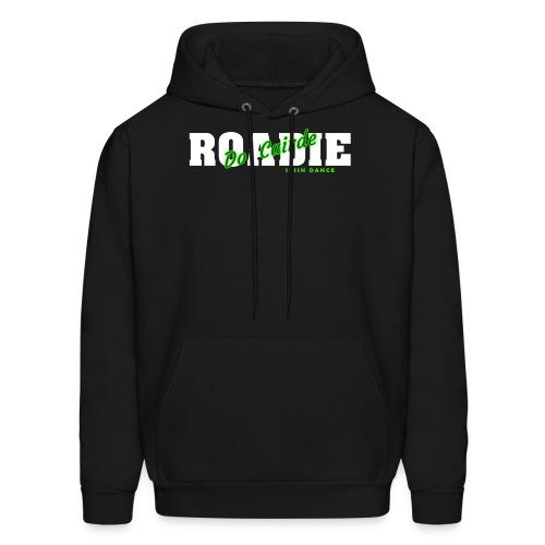 dc roadie dark2 png - Men's Hoodie