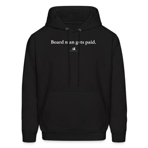 Board Man Gets Paid - KL Basketball Shirt - Men's Hoodie