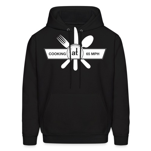 Cooking at 65mph - Men's Hoodie