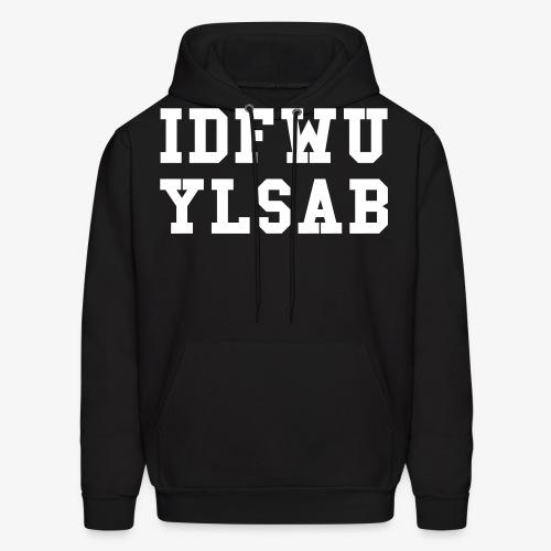 idfwu ylsab - Men's Hoodie