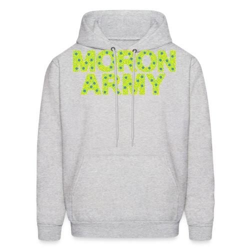 tshirt typefaceadjusted - Men's Hoodie