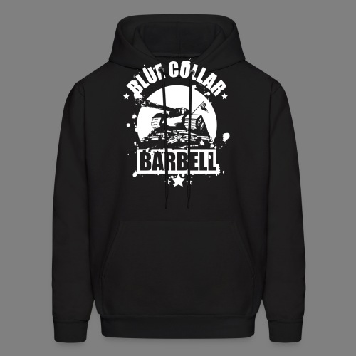 logo black shirts double - Men's Hoodie