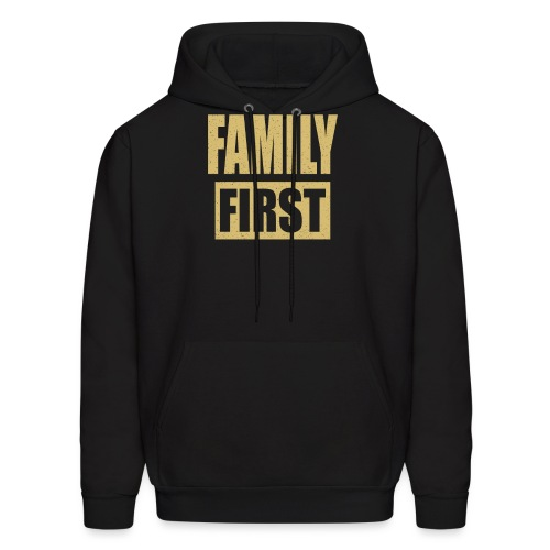 Family First - Men's Hoodie
