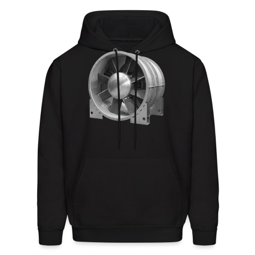 Industrial and/or Metal Fan - Men's Hoodie
