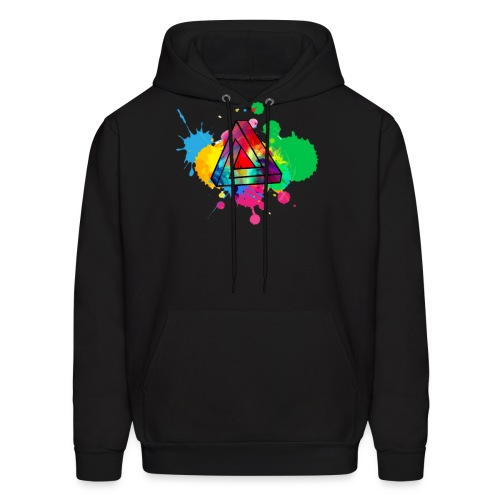 PAINT SPLASH - Men's Hoodie