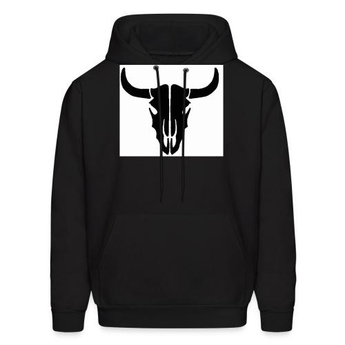 Longhorn skull - Men's Hoodie