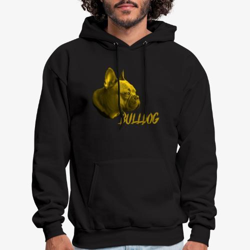 Bulldog,Bulldogge,French Bulldogge,Hundrasse,Hund - Men's Hoodie